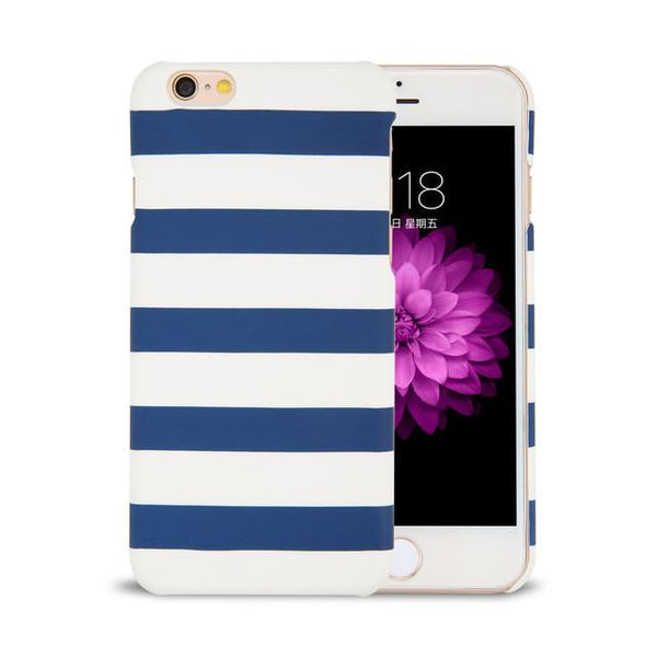 Zebra Stripe Phone Cases For iPhone