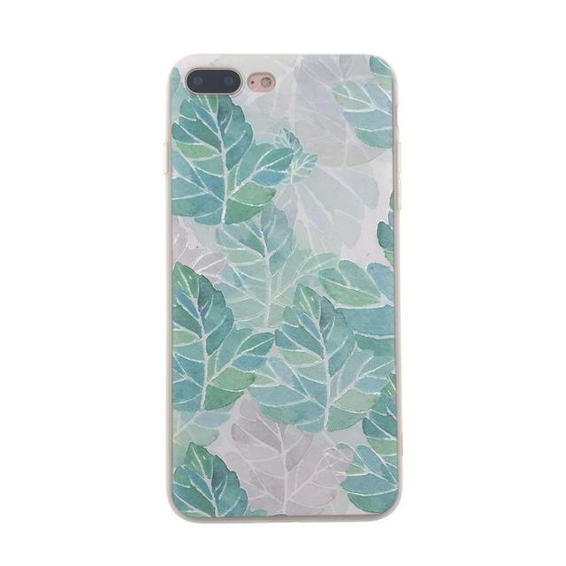 iPhone Leaf Back Cover