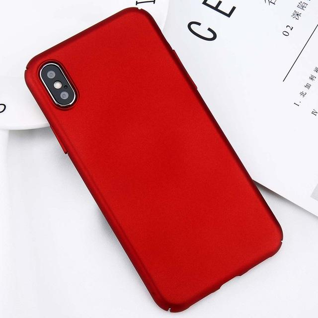 Ultra Thin Back Covers For iPhone