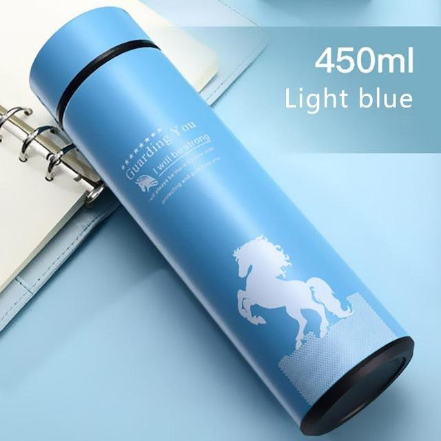 Stainless Steel Double Wall Vacuum Flask Travel Coffee Mug