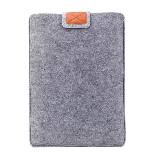 Wool Felt Notebook Laptop Sleeve