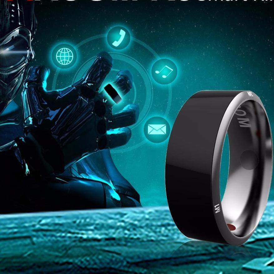 Smart Ring Wear For All NFC Mobile Phone
