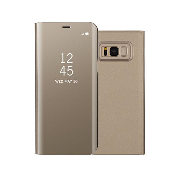 Luxury Mirror Flip Case For Samsung