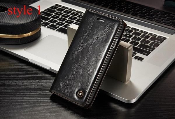 Leather Phone Cases for Samsung