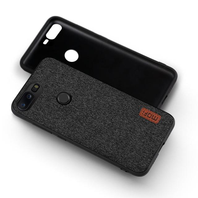 Fabric Shockproof Case for Oneplus 5t