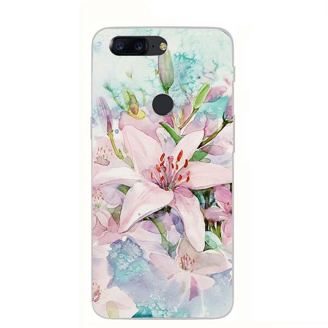 Printed Phone Case for Oneplus 5 & 5T