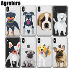 iPhone Puppy Clear Cases - Happy Wallet