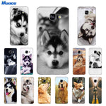 Samsung Galaxy Dogs Printing Phone Case - Happy Wallet
