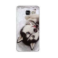Samsung Galaxy Dogs Printing Phone Case