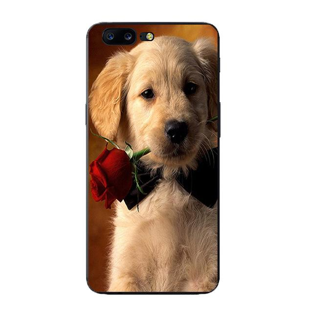 Oneplus cute dogs phone case - Happy Wallet