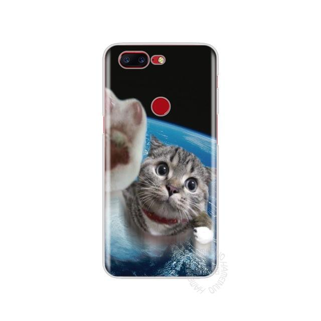 Cute animal pet phone case for Oneplus - Happy Wallet
