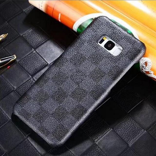 Luxury Grid Case For Samsung