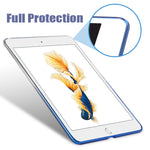 iPad Silicone Soft Back Cover