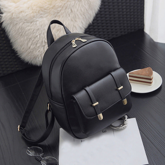 3 Set Fashion Backpack