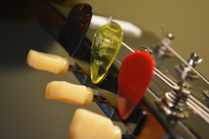 Guitar Assassin Guitar Pick Holder