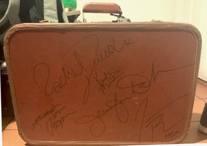 """Wicked"" Autographed Authentic Briefcase Prop"