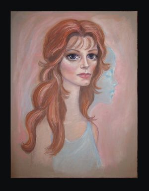 "Angela Arden Portrait For ""Die Mommie Die"" By Charles Busch"