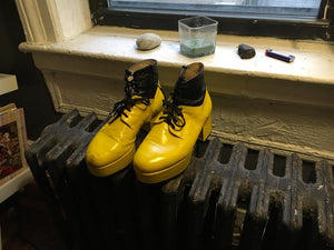 """The Visit"" Broadway Original Shoes, Men'S Ensemble"