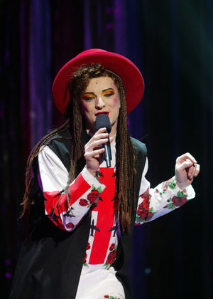 TABOO - Original Broadway Costume - EUAN MORTON AS BOY GEORGE