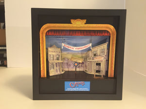 """Curtains"" Original Broadway Model No. 1 ""Wide Open Spaces"""
