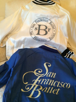 """San Francisco Ballet"" Show Jackets"