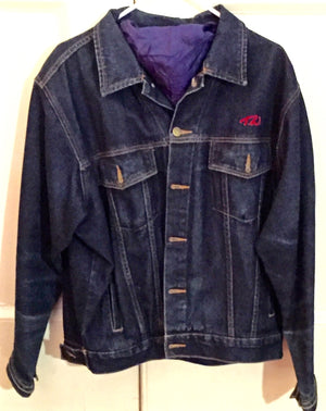 """Our Town"" Denim Show Jacket From Tony Walton'S Collection"