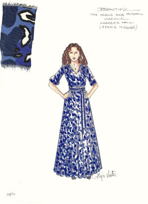 """Beautiful"" Jessie Mueller Costume By Alejo Vietti"