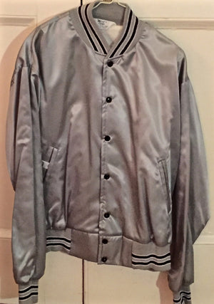 """Hurlyburly"" Satin Show Jacket, Broadway, 1984"