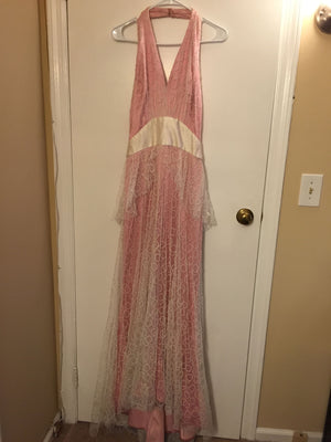 """On A Clear Day"" Original Dress Worn By Jesse Mueller"