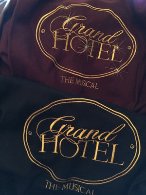 """Grand Hotel"" Pair Of Show Jackets From Tony And Gen Walton"