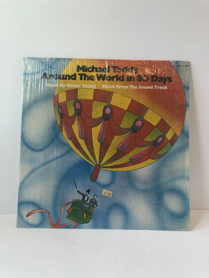 Around the World in 80 Days Soundtrack