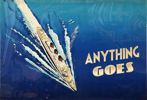 """Anything Goes"" Show Drop By Derek Mclane"