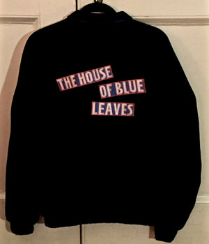"""House Of Blue Leaves"" Show Jacket, 1986"