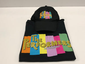 The Performers Shirt and Hat Bundle