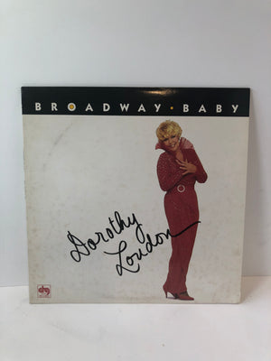 Dorothy Loudon - Broadway Baby