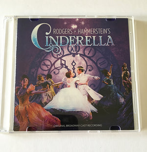 CINDERELLA - Original Cast Promotional Recording CD