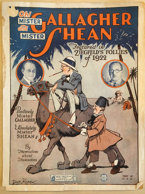Gallagher and Shean Sheet Music