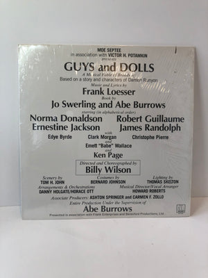 Guys and Dolls - Cast Recording