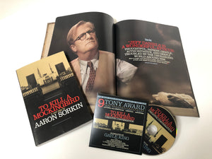 """To Kill A Mockingbird"" Script, Show Booklet and Creative Conversations CD"