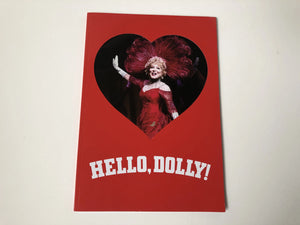 """Hello Dolly"" SOUVENIR PLAYBILL"