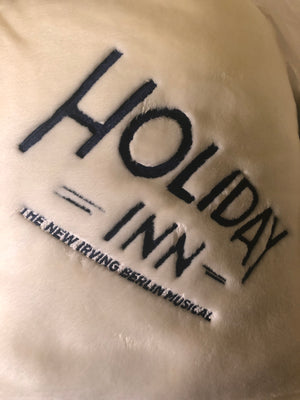 """Holiday Inn"" Blanket"