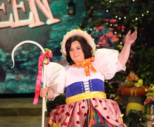 "ROSIE O'DONNELL COSTUME - as 'LITTLE RO PEEP"" for her Halloween Special"