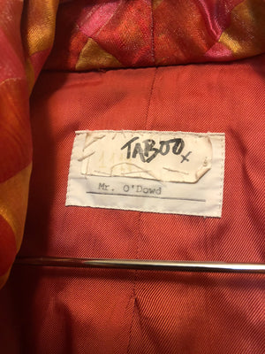 TABOO Original Broadway Costume - BOY GEORGE AS LEE BOWERY