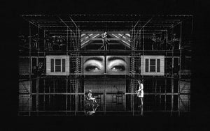 """Next To Normal"" - Broadway, Sketch No.4 By Mark Wendland"