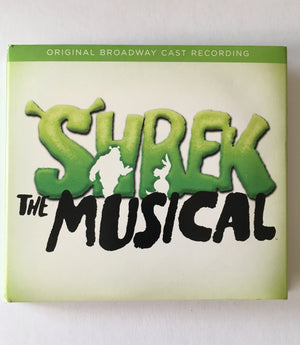 SHREK - Original Broadway Cast Recording CD
