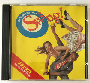 SWING - original Broadway cast recording CD