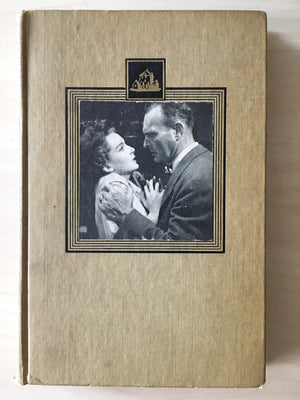 TEA AND SYMPATHY -by Robert Anderson Hard Cover Vintage Book