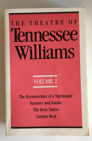 THE THEATRE OF TENNESSEE WILLIAMS, VOL. 2