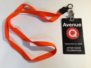 """Avenue Q"" Opening Night Pass From Wynn Las Vegas"