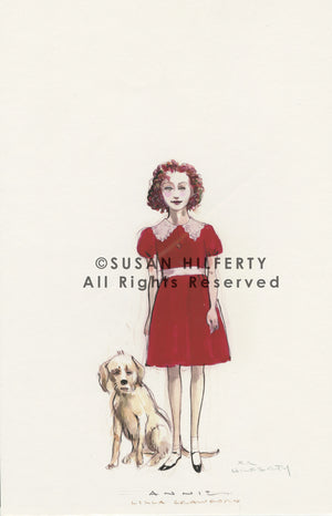 """Annie""  Costume Design By Susan Hilferty"